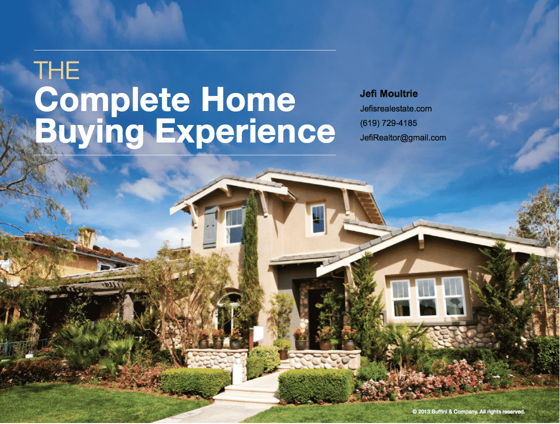 Jefi Moultrie Complete Home Buying Experience