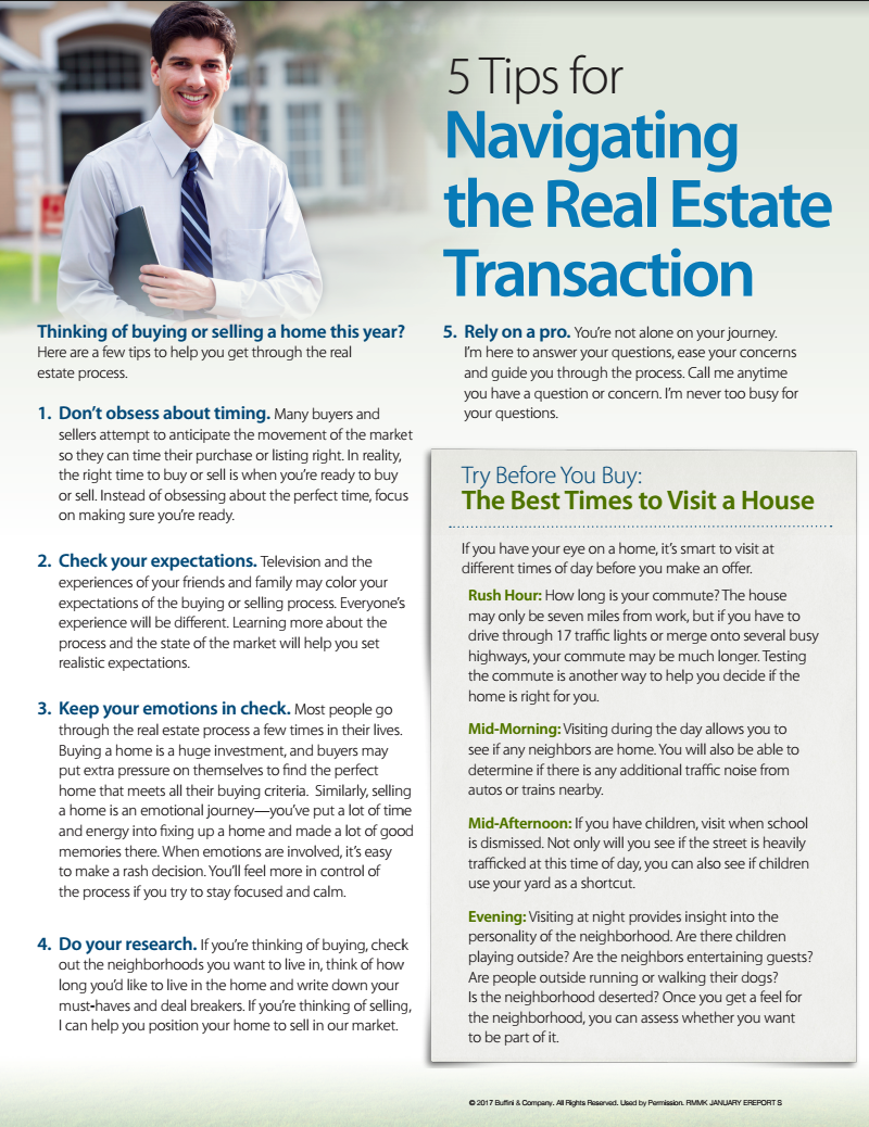 Jefi Moultrie Real Estate Transaction Guide
