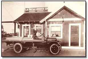 Historic La Mesa Lumber Company