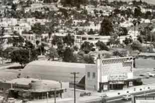 Historic La Mesa Movie Theatre
